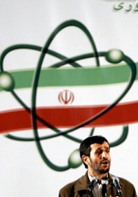 Mahmoud Ahmadinejad, presidente do
