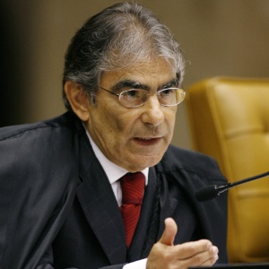 Ministro Carlos Ayres Britto assume a presidência do Supremo Tribunal Federal