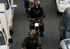 Paz entre motos e carros virá com respeito, não com proibições; Grupo Izzo encerra atividades - Rafael Hupsel/Folha Imagem