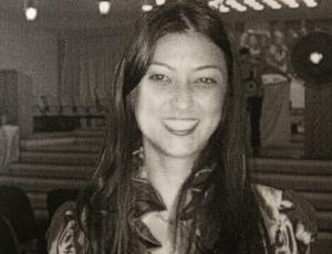 A advogada Mércia Nakashima, morta em 23 de maio de 2010