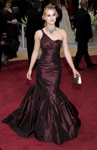 Mídia indoor; wap; celular; TV; atriz; britânica; Keira Knightley; separação; namoro;