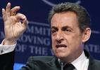 Nicolas Sarkozy, presidente da França