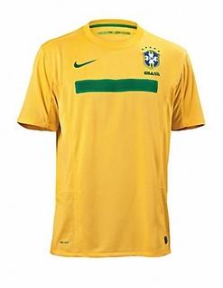 979c5c4fd9 Nova camisa da seleção brasileira tem faixa verde no peito e fará sua  estreia no amistoso contra a França