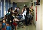 SP: Com crise, internações no SUS crescem e atingem maior número em 6 anos (Foto: Alan Marques/Folhapress)