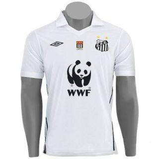 Camisa do Santos em 2010 apresentava marca da WWF 09b161ce8471a