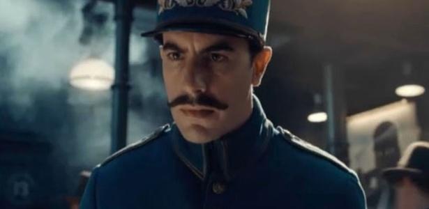 """Sacha Baron Cohen aparece no trailer do novo filme de Martin Scorcese, """"A Invenção de Hugo Cabret"""""""