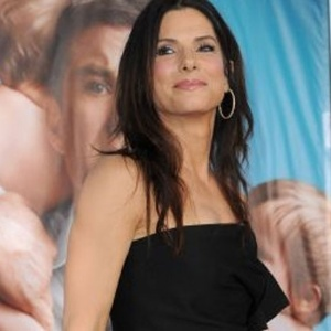 Sandra Bullock comparece na estreia de &#34;Eu Queria Ter a Sua Vida&#34; em Los Angeles