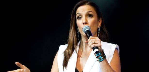 Ivete Sangalo se apresenta durante o 22º Premio da Música Brasileira, que nesta edição homenageia Noel Rosa (06.jun.2011)