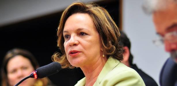 Deputada federal Fátima Pelaes (PMDB-AP)