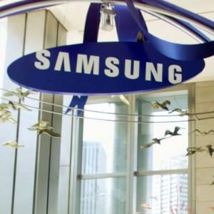 Logotipo da Samsung na sede mundial da empresa em Seul (Coreia do Sul); fábrica da companhia em Campinas (SP) foi roubada