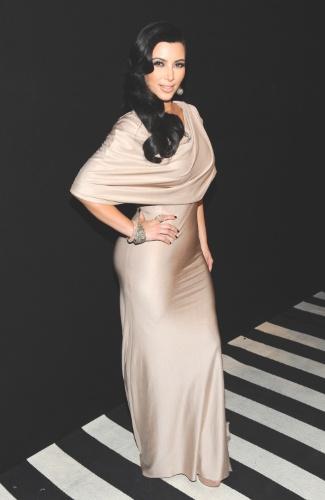Socialite norte-americana Kim Kardashian