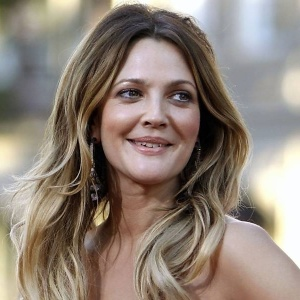 A Atriz Drew Barrymore