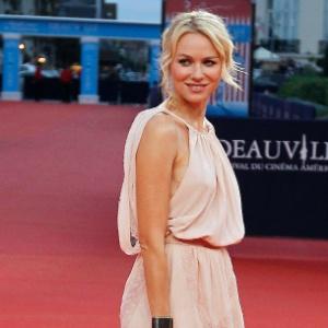 Atriz australiana Naomi Watts chega ao American Film Festival em Deauville, França (27/9/11)