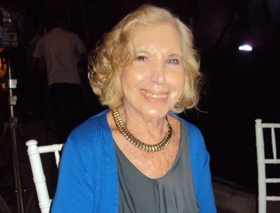 19.jan.2012 - A atriz Yedda do Rego Alves, morreu aos 83 anos, no dia ...