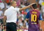 Guardiola nega Messi no City: