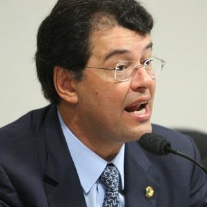 O senador Eduardo Braga (PMDB-AM) assumiu nesta semana a liderança do governo no Senado no lugar de Romero Jucá (PMDB-RR)