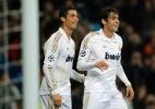 Kaká diz que Cristiano Ronaldo é melhor do que Messi: