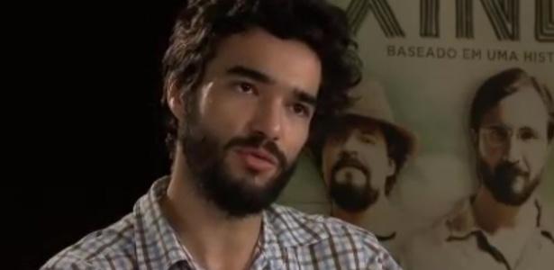Caio Blat desculpou-se com a Globo por críticas e mandou retirar do ar o vídeo em que atacava a emissora