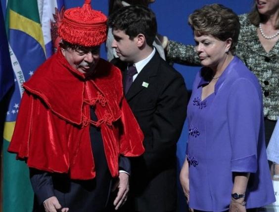 Resultado de imagem para lula honoris causa