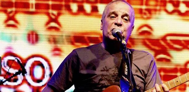 Cantor, compositor e guitarrista Celso Blues Boy, que morreu aos 56 anos em Joinville (SC)