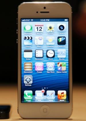 Aparelhos como o iPhone 5, com suporte ao 4G, não são compatíveis à rede brasileira