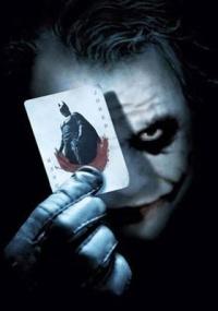 """Personagem Coringa em """"Batman - Cavaleiro das Trevas"""", um dos filmes programados para o festival do SBT"""