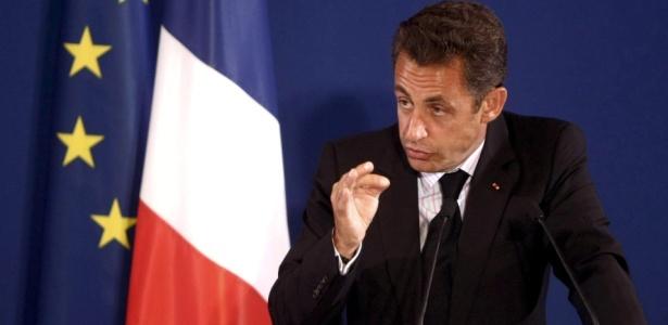 Eleições regionais na França representam teste difícil para o presidente, Nicolas Sarkozy