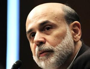 Ben Bernanke, atual presidente do Fed, é acusado de ser tão passivo na política monetária dos EUA como o Japão foi no passado