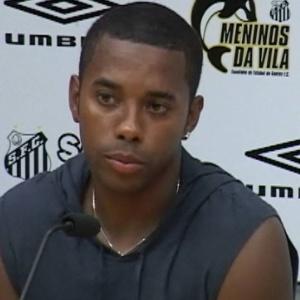 Robinho atuou em novo jogos do Santos desde o seu retorno. Ele marcou cinco gols até o momento.