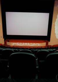 Indoor - Sala de cinema, telonas, telas