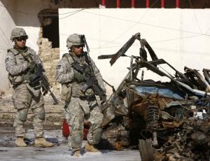 Com a reestruturação do conflito no Iraque, o foco da guerra passou à população de jovens veteranos