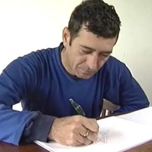 Cartunista Glauco, morto a tiros em São Paulo no dia 12 de março