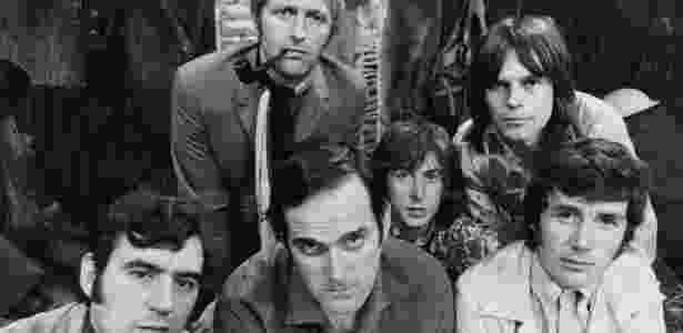 Grupo britânico de humor Monty Python - AP/IFC - 1969