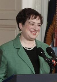 A procuradora-geral Elena Kagan, indicada por Obama para a vaga na Suprema Corte dos EUA
