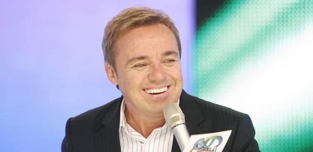 O apresentador Augusto Liberato, o Gugu