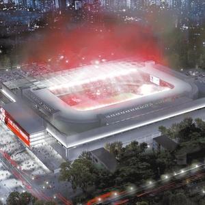 Assim como São Paulo, Curitiba também tem problemas do Atlético-PR para reformar estádio