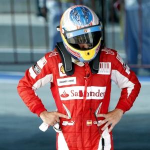 Fernando Alonso é quarto no Mundial 2010