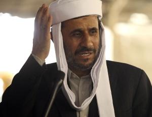 """Ahmadinejad propôs """"um diálogo cara a cara e de homem para homem"""" com o presidente dos EUA"""