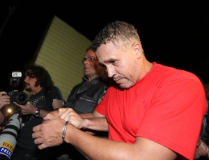 Marcos Aparecido dos Santos, o Bola, é apontado como executor do homicídio de Eliza Samudio