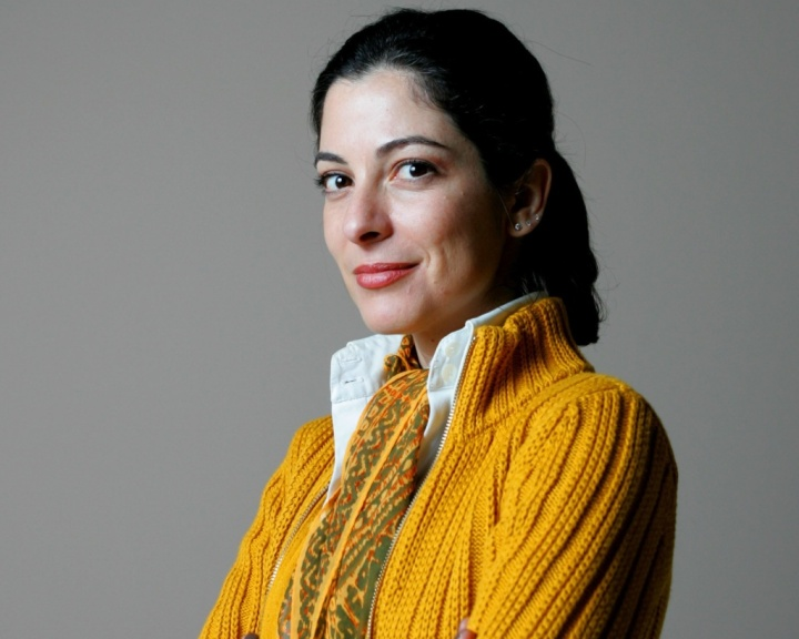 Mídia indoor, wap: Jornalista Ana Paula Padrão