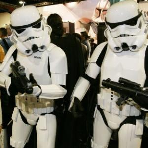 """Uniforme dos Storm Troopers, um dos ícones da saga """"Star Wars"""", é alvo de processo"""