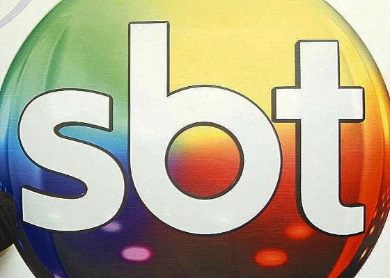 Mídia Indoor, SBT, logo, símbolo