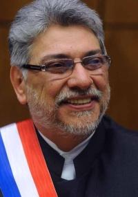 Presidente paraguaio, Fernando Lugo