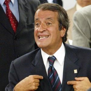 Valdemar Costa Neto, ex-presidente do PL (atual PR), é um dos acusados de cometer os crimes - Sergio Lima/Folhapress