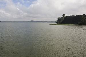 A represa paulistana Billings, que completa 87 anos