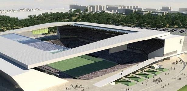 Se ficar pronto a tempo, Itaquerão será um dos estádios da Copa