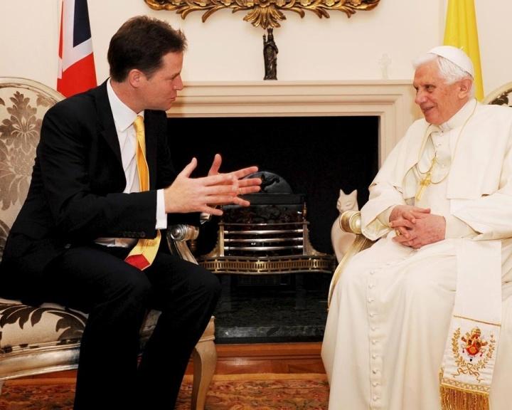 papa Bento 16; Londres; Reino Unido, primeiro-ministro; David Cameron