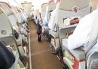 Aéreas podem ser obrigadas a parar de encolher assentos na classe econômica (Foto: Getty Images)