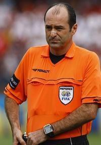 Carlos Eugênio Simon, ex-árbitro de futebol, que será comentarista do canal de TV por assinatura Fox Sports Brasil