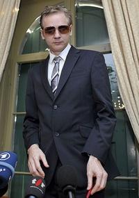 Julian Assange, fundador do site WikiLeaks
